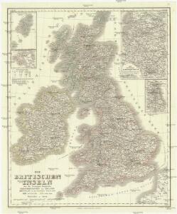 Die Britischen Inseln oder die Vereinigten Königreiche