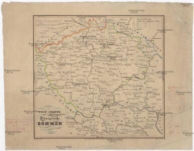 Post-Charte vom Königreiche Böhmen