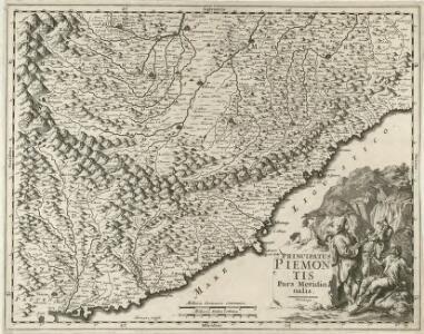 Principatus Piemontis Pars Meridionalis