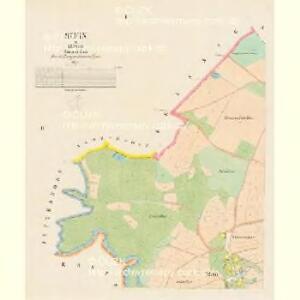 Stein - c6920-2-001 - Kaiserpflichtexemplar der Landkarten des stabilen Katasters