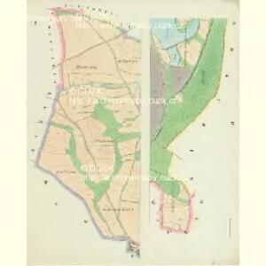 Horaždiowitz (Horaždiowice) - c1994-1-001 - Kaiserpflichtexemplar der Landkarten des stabilen Katasters