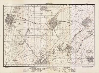 Lambert-Cholesky sheet 1661 (Mănăștur)