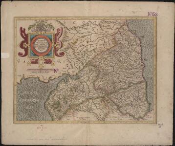Northumbria, Cumberlandia, et Dunelmensis Episcopatus