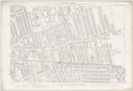 London VII.9 - OS London Town Plan