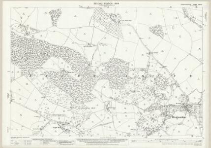 Herefordshire XXXI.4 (includes: Bredwardine; Clifford; Letton; Llangernyw) - 25 Inch Map