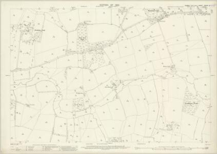 Sussex XXXVIII.10 (includes: Henfield; Woodmancote) - 25 Inch Map