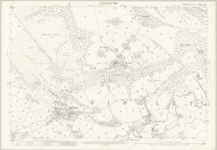 Yorkshire CCI.5 (includes: Bingley) - 25 Inch Map