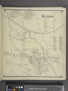 Mexico Business Directory. ; Mexico [Village]