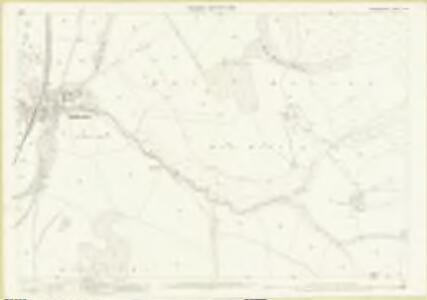 Peebles-shire, Sheet  009.06 - 25 Inch Map