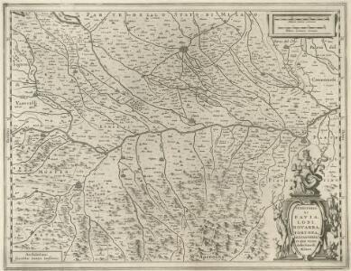 Territorio di Pavia, Lodi, Novarra, Tortona, Alessandria et altri vicini dello Stato di Milano
