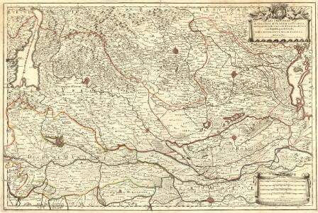 Les Provinces du Veronese, du Vicentin du Padouan, de Polesine de Rovigo et du Dogado ou Duché, a la République de Venise. Les Duchés de Mantoue, de la Mirandole &c.