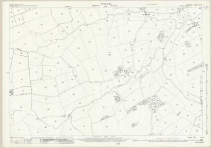 Shropshire XXI.6 (includes: Loppington; Myddle; Wem Rural) - 25 Inch Map