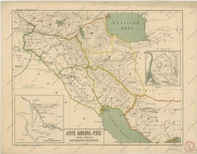 Assyrie, Babylonie a Persie