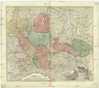 Belli typvs in Italia, victris Aquilae progreßus in statv Mediolanesi et dvcatv Mantvae demonstrans