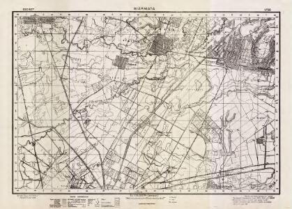 Lambert-Cholesky sheet 1759 (Giarmata)
