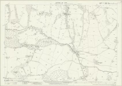Sussex XXX.4 (includes: Hawkhurst; Salehurst) - 25 Inch Map