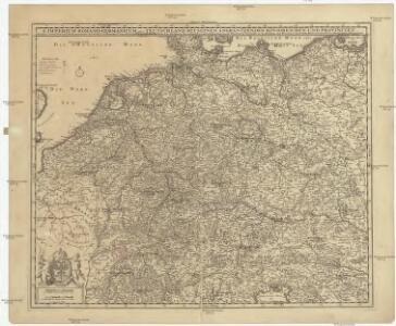 S. Imperium Romano-Germanicum oder Teutschland mit seinen angräntzenden Königreichen und Provincien