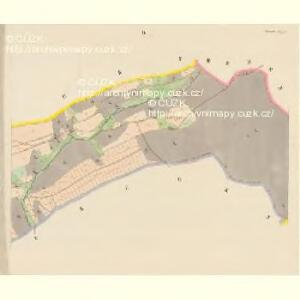 Rokitnitz (Rokitnice) - c6525-1-004 - Kaiserpflichtexemplar der Landkarten des stabilen Katasters