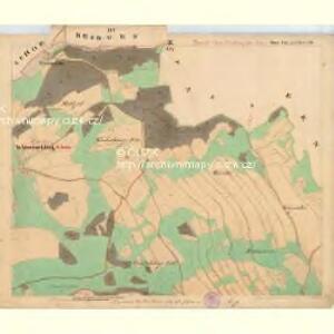 Kirchschlag - c7621-1-002 - Kaiserpflichtexemplar der Landkarten des stabilen Katasters