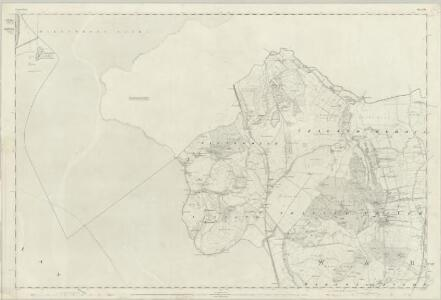 Lancashire XVIII - OS Six-Inch Map