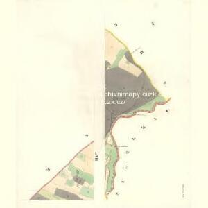 Schönwald (Schömwaldy) - m2321-6-010 - Kaiserpflichtexemplar der Landkarten des stabilen Katasters