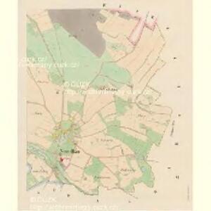 Nemelkau (Nemelkow) - c5026-1-003 - Kaiserpflichtexemplar der Landkarten des stabilen Katasters