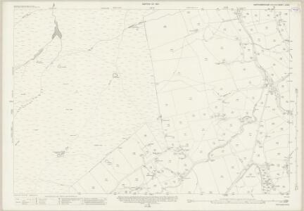 Northumberland (New Series) CXI.3 (includes: Allendale Common; Allendale) - 25 Inch Map