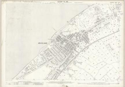 Cheshire XII.3 (includes: Grange; Hoylake cum West Kirby) - 25 Inch Map