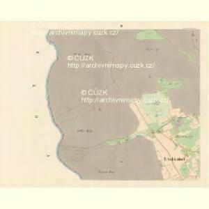 Trtschkadorf (Trčkow) - c7956-1-002 - Kaiserpflichtexemplar der Landkarten des stabilen Katasters