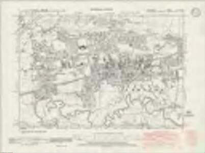 Cheshire IX.NW - OS Six-Inch Map
