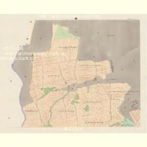 Wobora - c5347-1-003 - Kaiserpflichtexemplar der Landkarten des stabilen Katasters