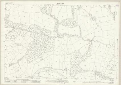 Derbyshire XII.14 (includes: Dronfield; Eckington) - 25 Inch Map