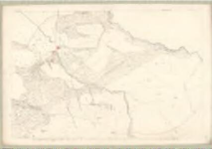 Ayr, Sheet LI.5 (Dailly) - OS 25 Inch map