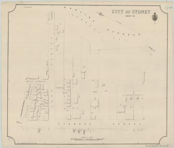 City of Sydney, Sheet D3, 1888