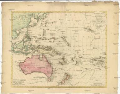 Australien (Südland) auch Polynesien oder Inselwelt, insgemein fünfte Welttheil genannt