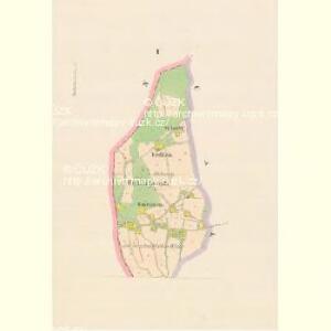 Paulusbrunn - c5672-1-001 - Kaiserpflichtexemplar der Landkarten des stabilen Katasters
