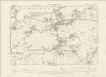 Cheshire XIX.NW - OS Six-Inch Map