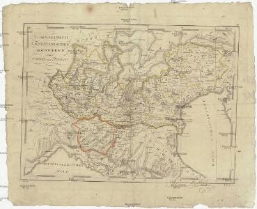 Lombardisch Venetianischen Koenigreich sam[m]t Parma und Modena