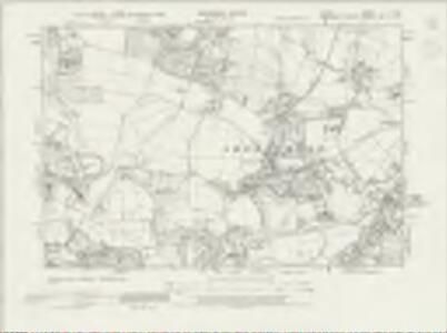 Surrey XI.NE - OS Six-Inch Map