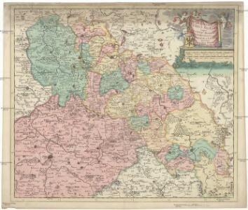 Accuratissima ducatus Silesiae eique regnum Bohemiae, marchionatus Moraviae et Lusatiae