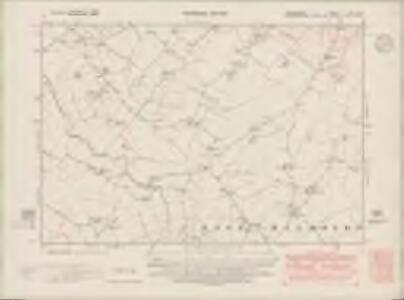 Lanarkshire Sheet XVI.SE - OS 6 Inch map
