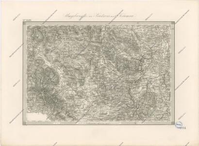 Special - Karte des Koenigreiches Boehmen