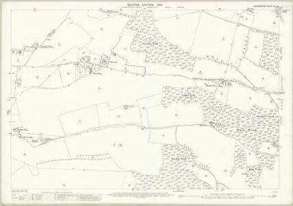 Oxfordshire LII.15 (includes: Goring; South Stoke) - 25 Inch Map