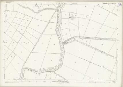 Yorkshire CXCVI.9 (includes: Leconfield; Leven; Lockington; Tickton) - 25 Inch Map