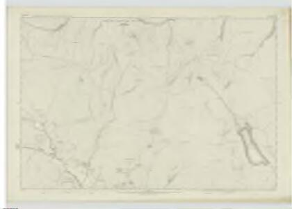 Perthshire, Sheet LXXXII - OS 6 Inch map