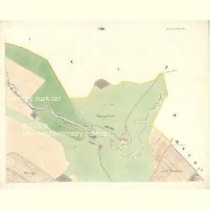 Ostra Vorstadt (Ostrowse Předmwstj) - m2196-1-007 - Kaiserpflichtexemplar der Landkarten des stabilen Katasters