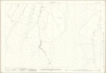 Westmorland XXIX.10 (includes: Orton; Ravenstonedale) - 25 Inch Map
