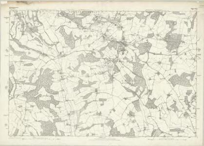 Buckinghamshire XLVI - OS Six-Inch Map