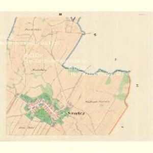 Strzelitz - m2909-1-003 - Kaiserpflichtexemplar der Landkarten des stabilen Katasters