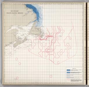 Ice Chart, Grand Banks Region, June.